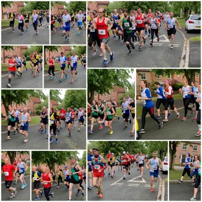 YRRL: Easingwold 10k