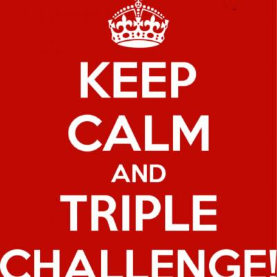 Triple Challenge Part 2: Virtual 10m