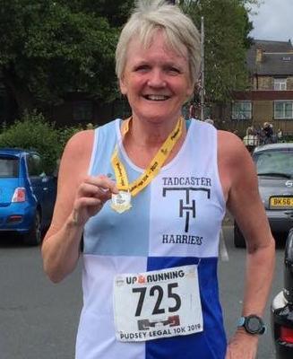 Sally Polkey - Guide Runner