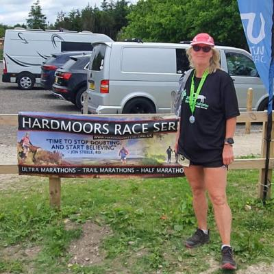 Hardmoors Trail Series: White Horse Results