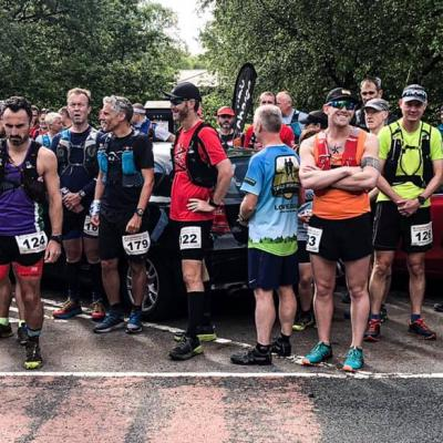 Hardmoors 26.2 White Horse Trail Races