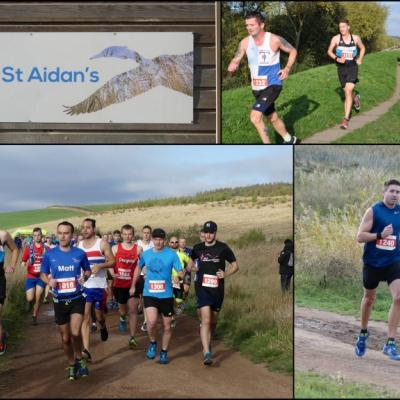 St Aidan's Trail Half Marathon