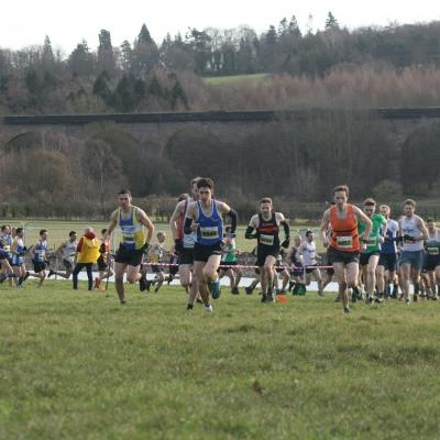 PECO XC Race 3: Crimple Valley, Harrogate