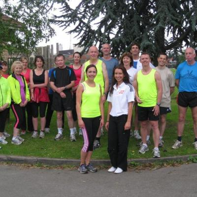 New Beginners Running Group
