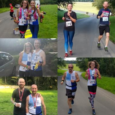 Dawn to Dusk Challenge (Duncombe Park)