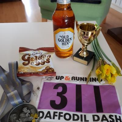 Temple Newsam Daffodil Dash