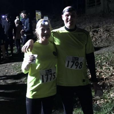 Dalby Forest Night Run