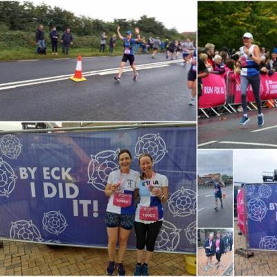 Yorkshire Marathon and 10 Mile