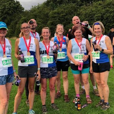 Lotherton Hall Trail Race