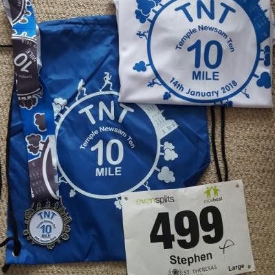 Temple Newsam Ten Trail 10 Mile