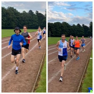 Track Mile