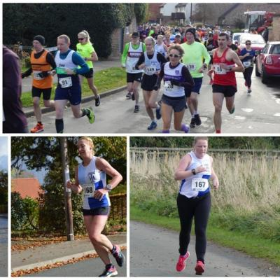 Selby Striders Wistow 10K