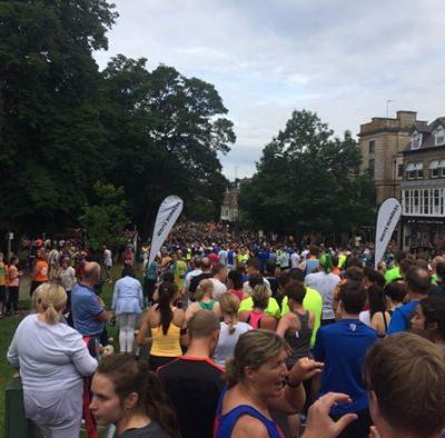 Great Yorkshire Run (Harrogate 10k)