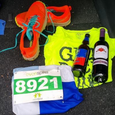 St. Aidan's Trail Half Marathon